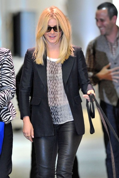 More Pics of Julianne Hough Skinny Pants (1 of 16) - Julianne Hough Lookbook - StyleBistro
