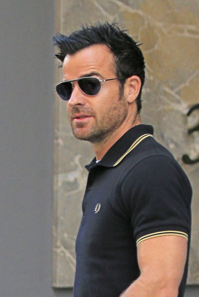 Justin Theroux Sunglasses