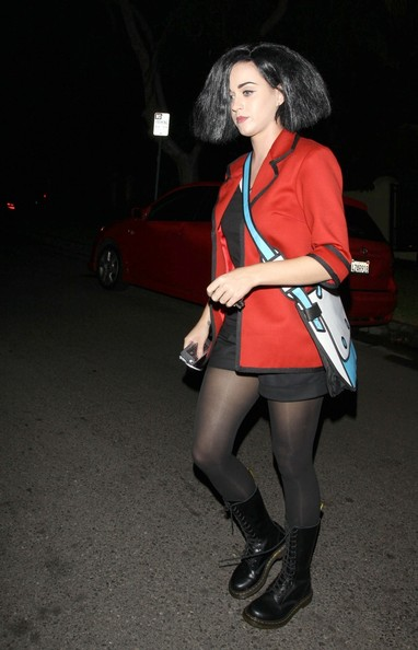More Pics of Katy Perry Blazer (1 of 30) - Katy Perry Lookbook - StyleBistro