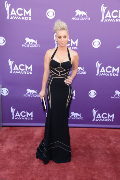 Arrivals at the Academy of Country Music Awards 2