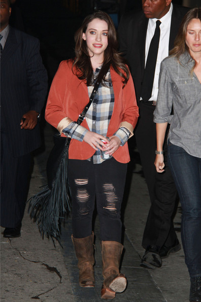 Kat Dennings Shoes