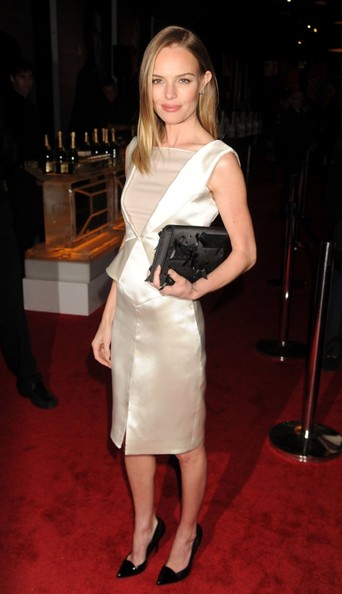 Kate Bosworth Oversized Clutch