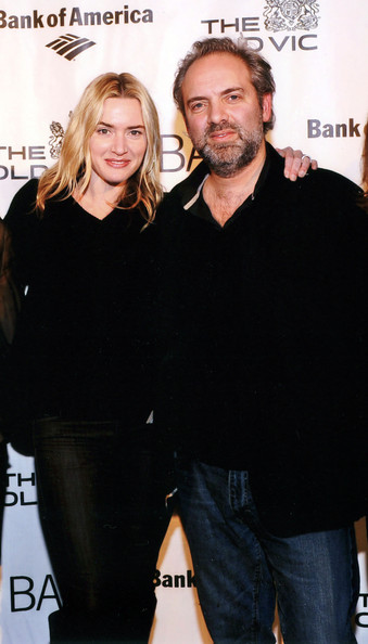 FILE PHOTO: Kate Winslet and Sam Mendes at the Brooklyn Academy of Music