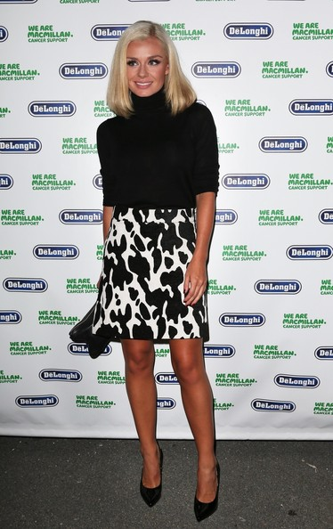 More Pics of Katherine Jenkins Pumps (1 of 6) - Katherine Jenkins Lookbook - StyleBistro