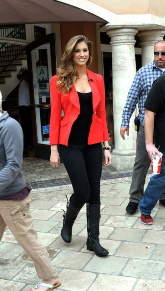 Katherine Webb Clothes