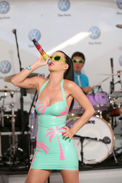 Katy Perry Body Art