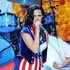 Katy Perry performs during the children's concert at the Washington Convention Center in celebration of military families. The U.S. capital is preparing for the second inauguration of U.S. President Barack Obama, which will take place on January 21.