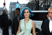 Katy Perry Pairs Revealing Look with a Jimmy Choo Tote