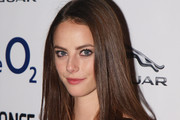 Kaya Scodelario Medium Straight Cut