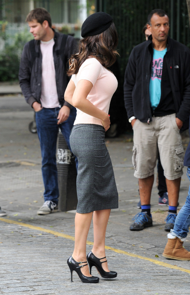 More Pics Of Kelly Brook Pencil Skirt 7 Of 18 Kelly