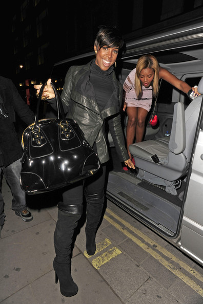 Kelly Rowland Handbags