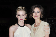 Keira Knightley and Carey Mulligan Photo