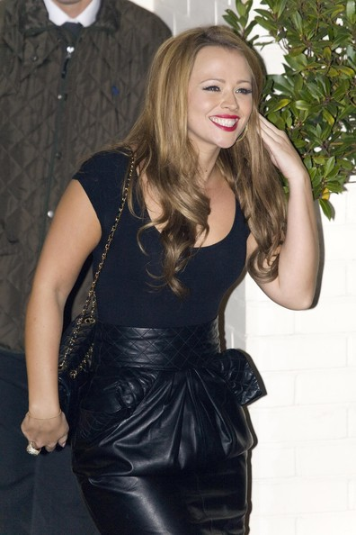 Kimberley Walsh Fitted Blouse