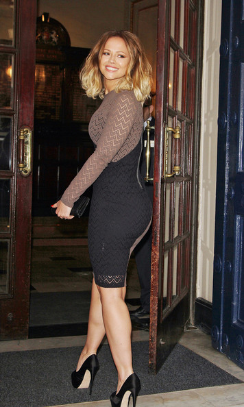 More Pics of Kimberley Walsh Cocktail Dress (1 of 9) - Cocktail Dress Lookbook - StyleBistro