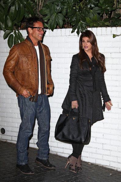 Kirstie Alley Ankle Boots
