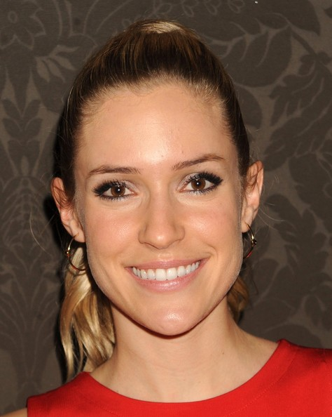 More Pics of Kristin Cavallari False Eyelashes (4 of 19) - Kristin Cavallari Lookbook - StyleBistro