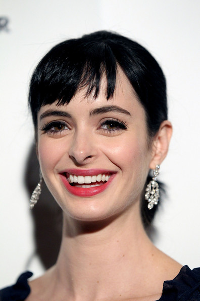 Krysten Ritter False Eyelashes