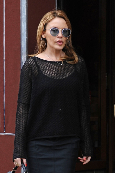 Kylie Minogue Out to Lunch