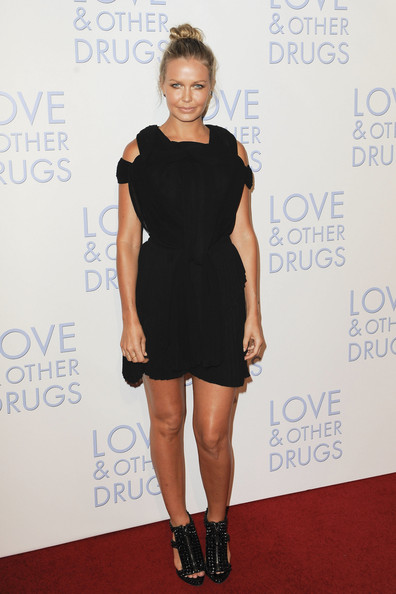 Lara Bingle Evening Sandals