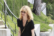 Laura Dern Loose Blouse