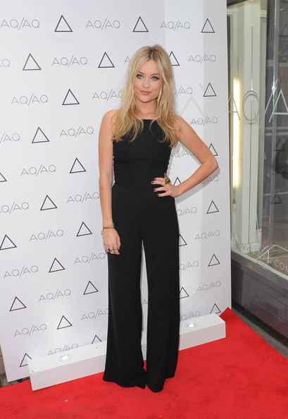 Laura Whitmore Fitted Blouse