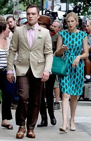 Oh Chuck Bass, your dapper ensembles just kill us!