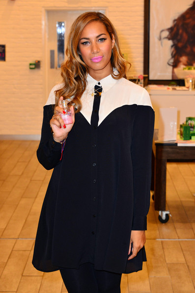 More Pics of Leona Lewis Long Curls (2 of 9) - Long Hairstyles Lookbook - StyleBistro