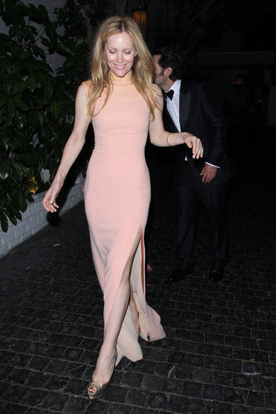 Leslie Mann Evening Dress