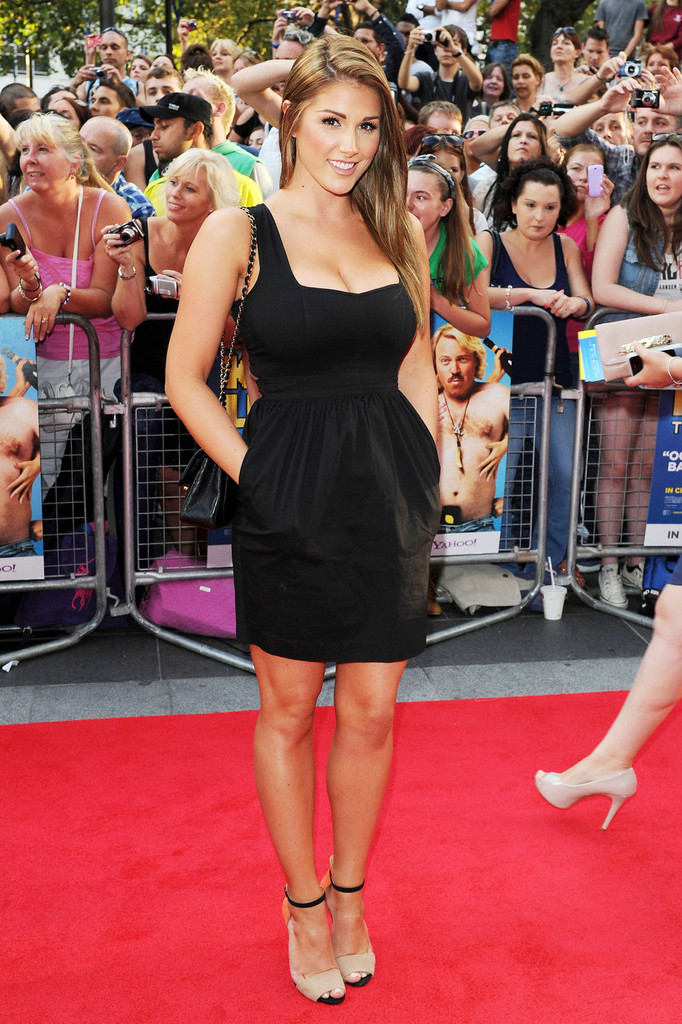 Lucy Pinder Little Black Dress Lucy Pinder Looks