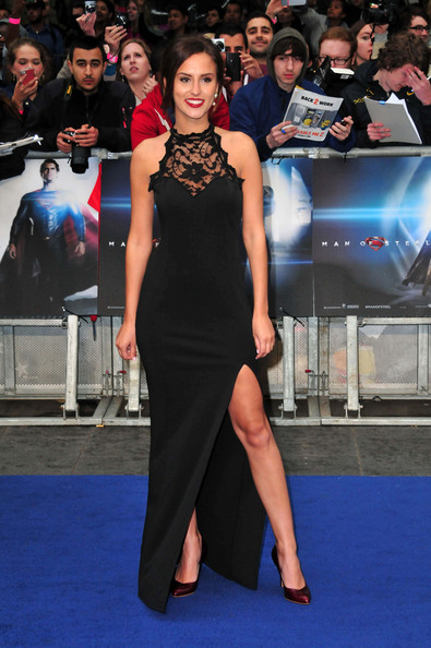 Lucy Watson Evening Dress