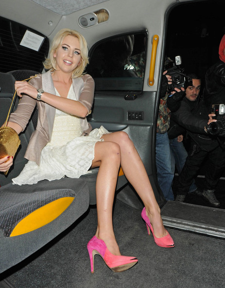 Lydia Bright Pumps