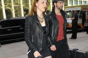Lzzy Hale Leather Jacket
