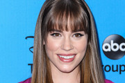 Christa B. Allen attends the 2013 Disney/ABC Television Critics Association's summer press tour party at The Beverly Hilton Hotel in Beverly Hills.