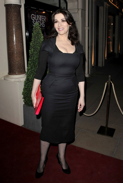 More Pics Of Nigella Lawson Tail Dress 5 8 Lookbook Stylebistro