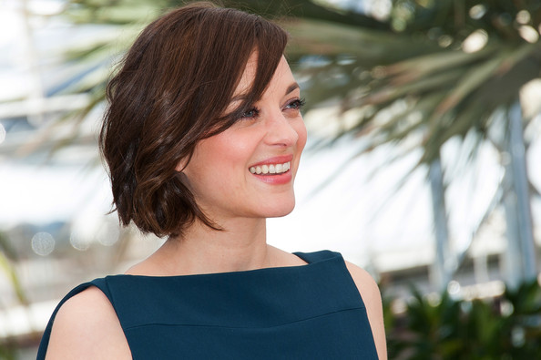 More Pics Of Marion Cotillard Short Wavy Cut 10 Of 26 Short Hairstyles Lookbook Stylebistro