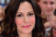 Mary-Louise Parker Pink Lipstick