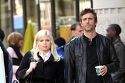 Jack Davenport and Megan Hilty Photo