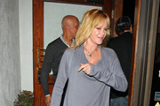 Melanie Griffith Knee High Boots