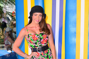 Michelle Heaton Print Dress