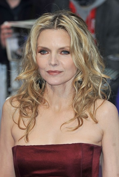 Michelle Pfeiffer Long Curls