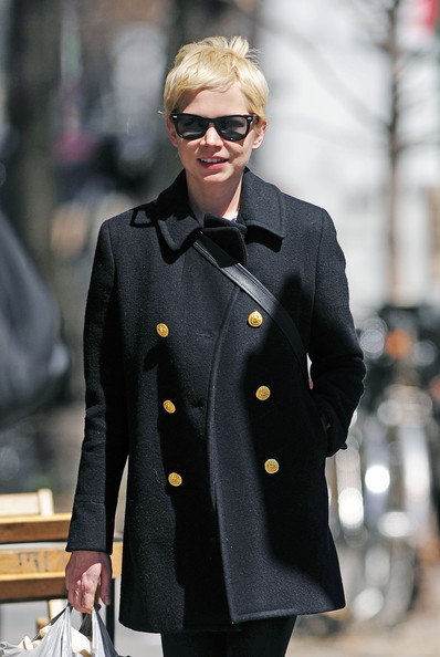 Michelle Williams Pixie