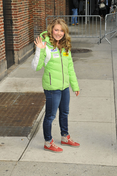 Mikaela Shiffrin Clothes