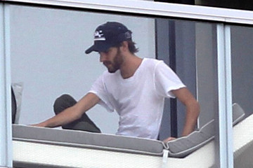 Miley Cyrus Liam Hemsworth Miley Cyrus and Liam Hemsworth in Miami