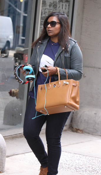More Pics of Mindy Kaling Moccasins (3 of 5) - Mindy Kaling Lookbook - StyleBistro []
