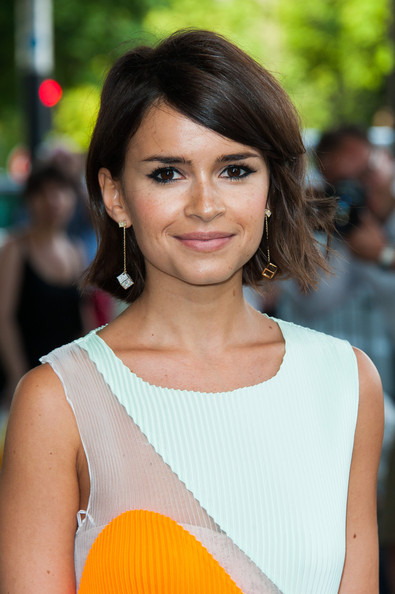 Miroslava Duma Short Side Part