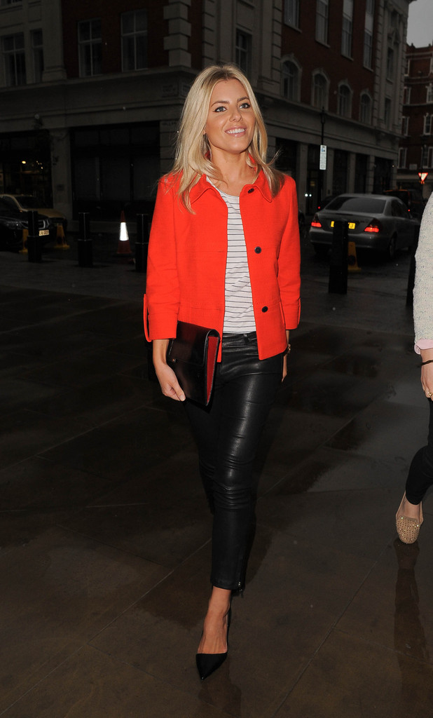 Mollie King at BBC Radio 1
