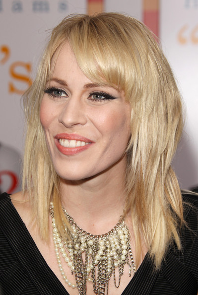 Natasha Bedingfield Silver Statement Necklace