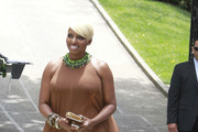 NeNe Leakes Fishtail Dress