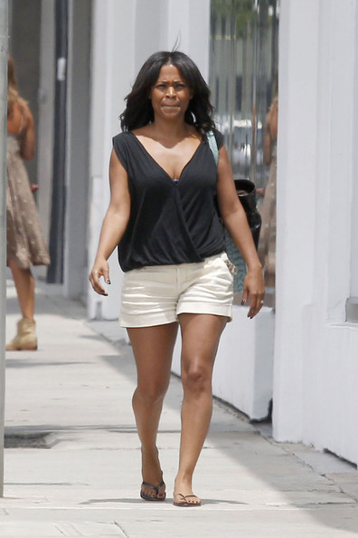 Nia Long Loose Blouse
