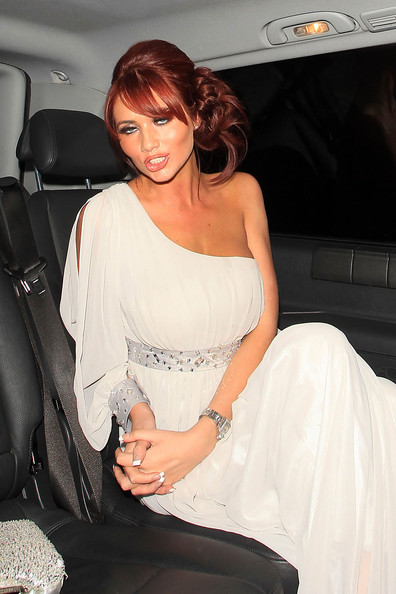 More Pics of Amy Childs Sequined Clutch (1 of 16) - Amy Childs Lookbook - StyleBistro